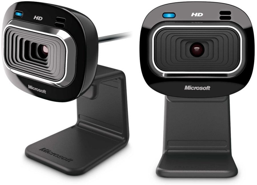 Webcam Microsoft LifeCam HD-3000 – Tầm Nhìn
